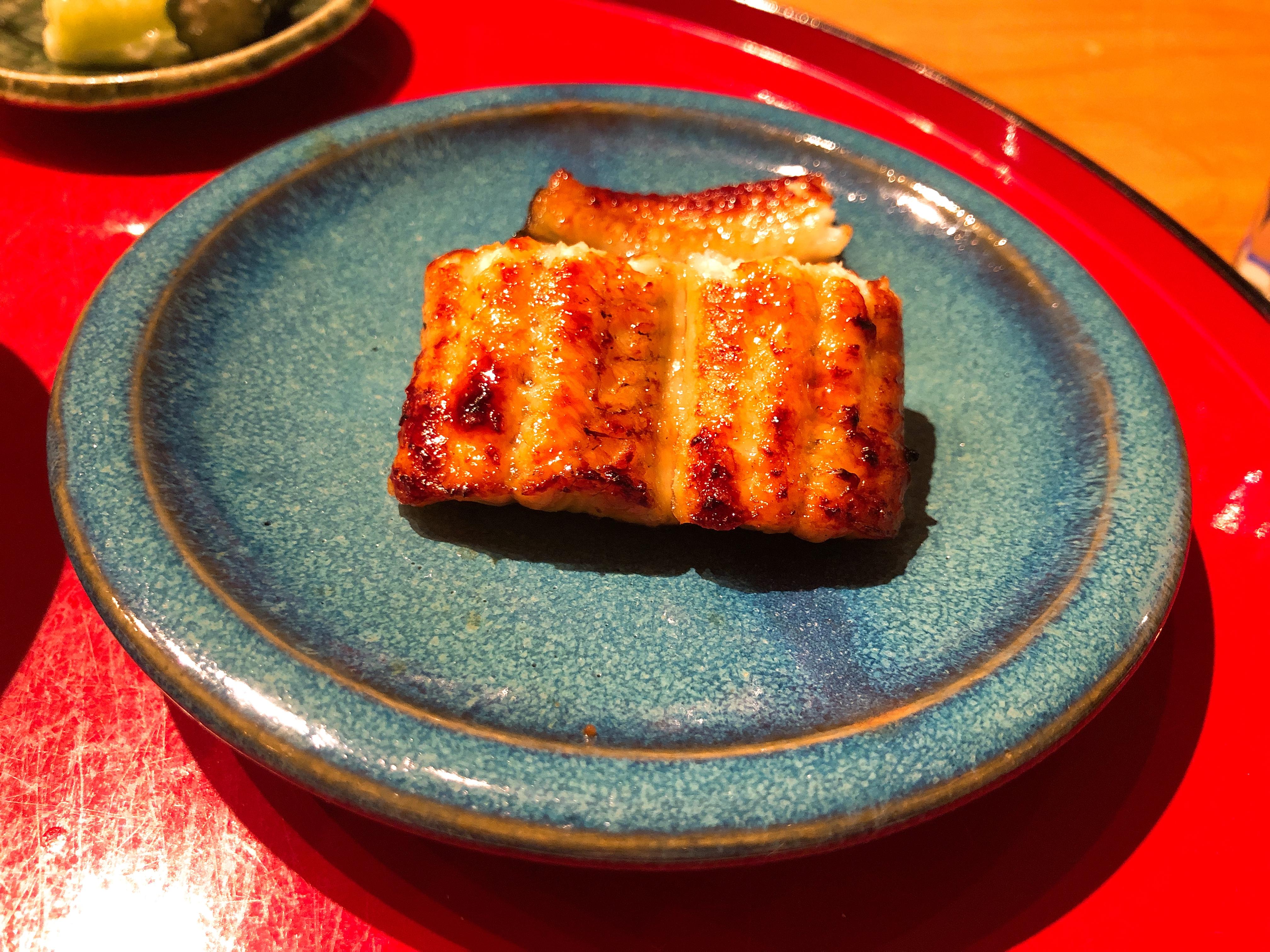 天然鰻の蒲焼