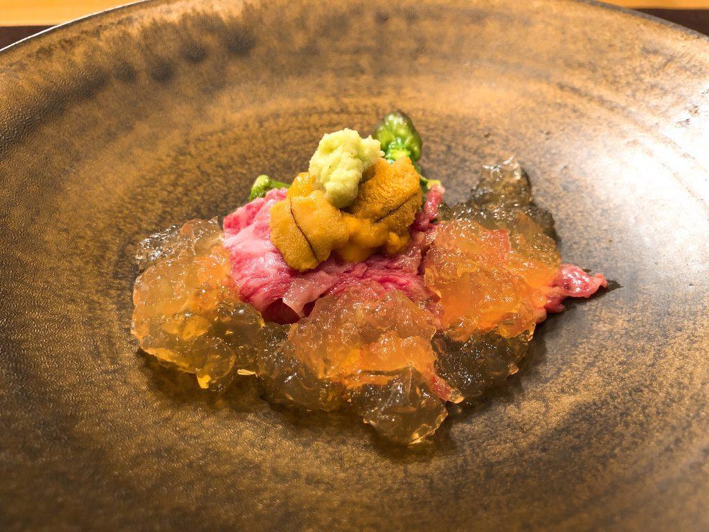 ハネシタ素麺